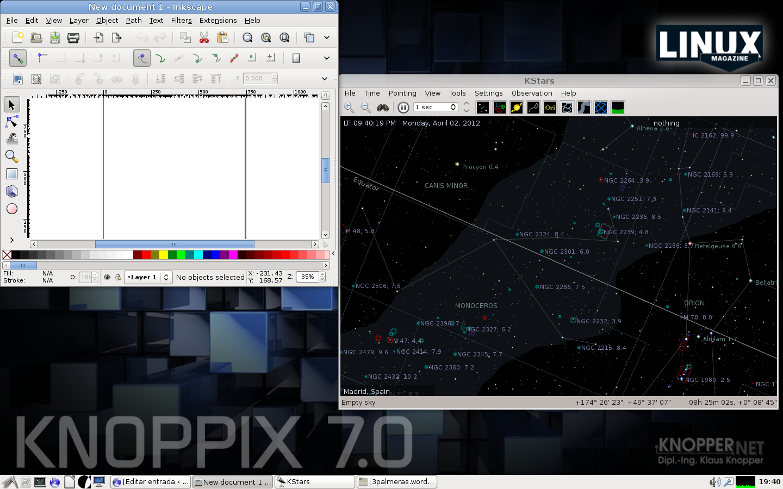 knoppix 7.0