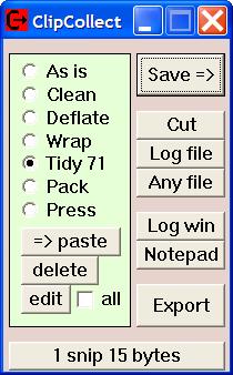 ClipCollect-PanelDeControl