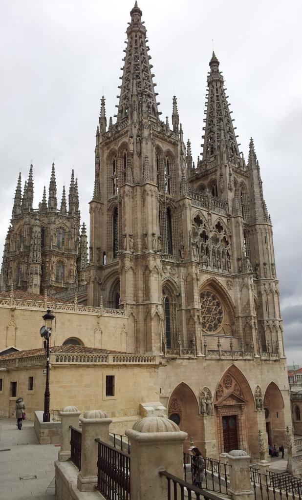 Burgos. La Catedral