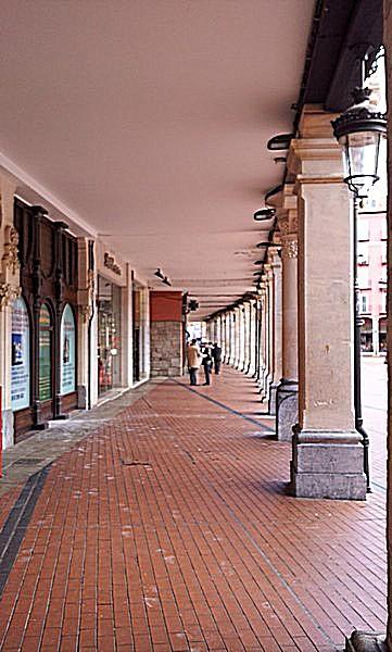 Soportales de la Plaza Mayor