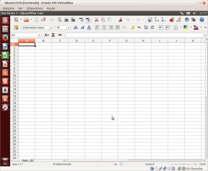 Ubuntu1310-HojaDeCalculoDeLibreOffice