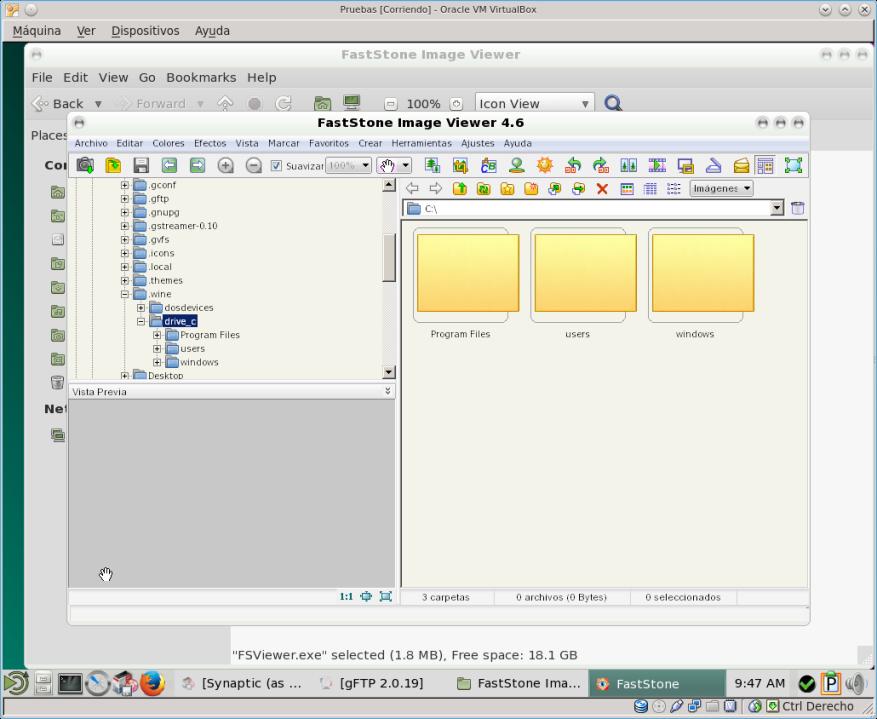 PCL1312-InstaladoFastStoneParaWindowsFuncionandoGraciasAWine
