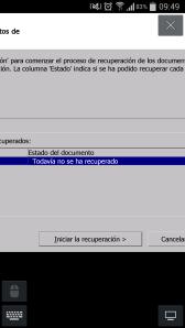 AndrOpenOffice-SugerenciaDeRecuperación