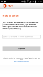 MS-OfficeMobile-RegistroDeCuenta