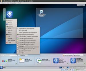 Kubuntu1404-EscritorioConWidgetDeMenuClasico