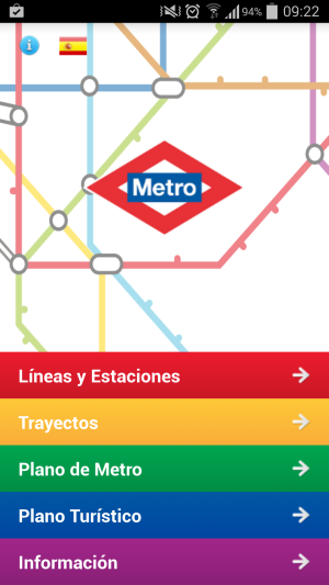 MetroDeMadrid-Menú
