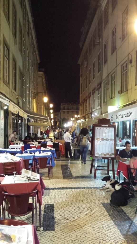 Restaurantes en el Barrio Bajo