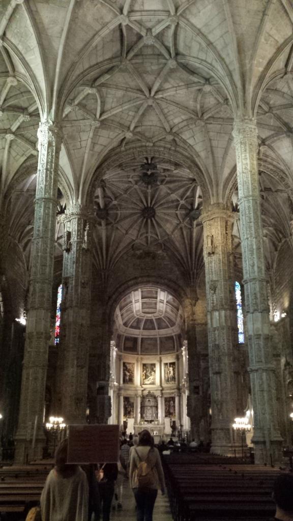Los Jerónimos en Belem