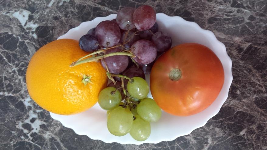 Tres frutas mágicas