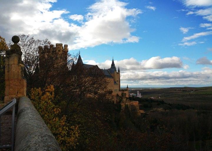 Segovia - El Alcázar