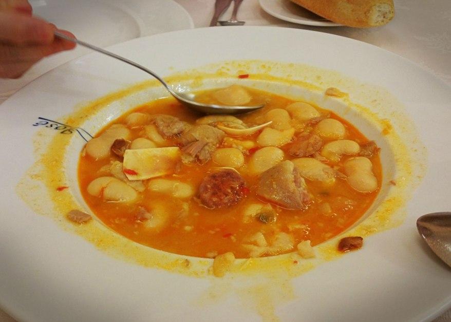Segovia -  Gastronomía: Judiones