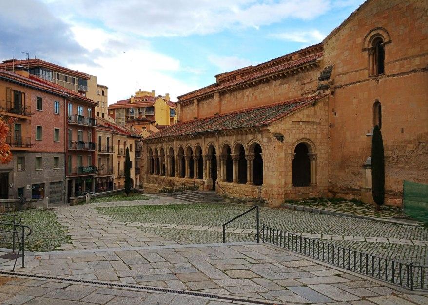 Segovia - Románico (San Millán)