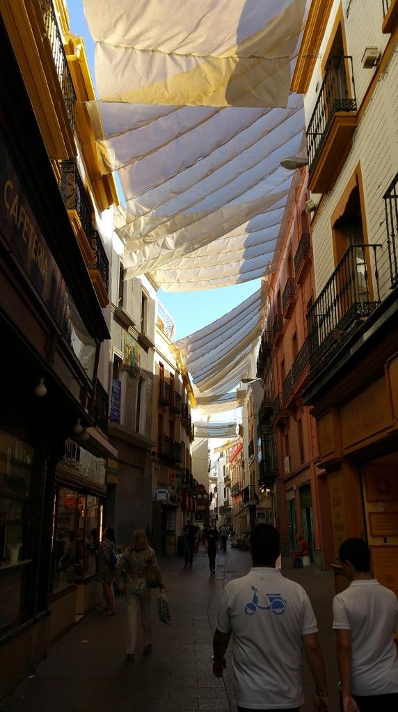 Sevilla.- Bajo palio