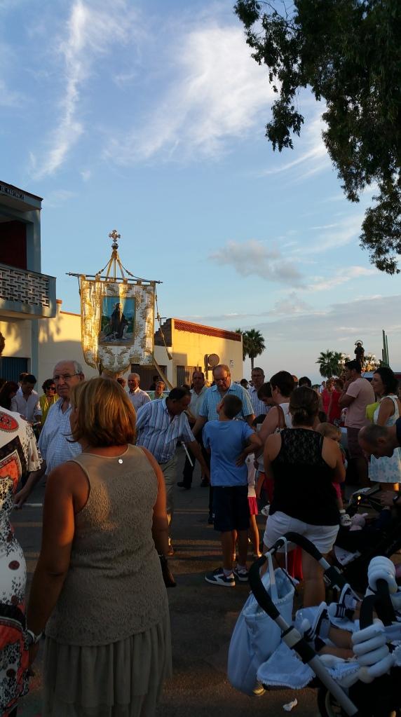 La procesión de San Roc