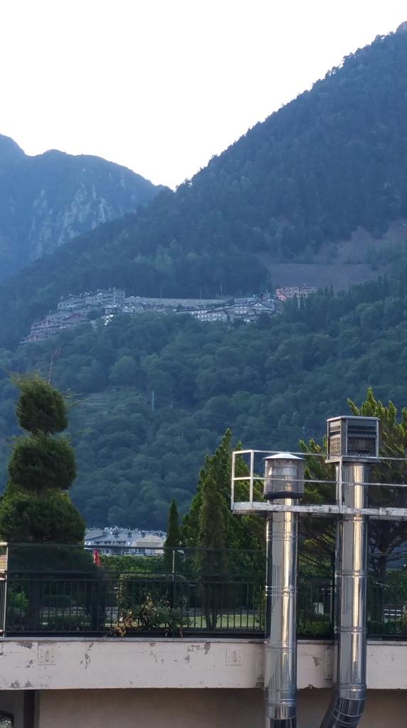 Andorra la Vella. Un mundo vertical