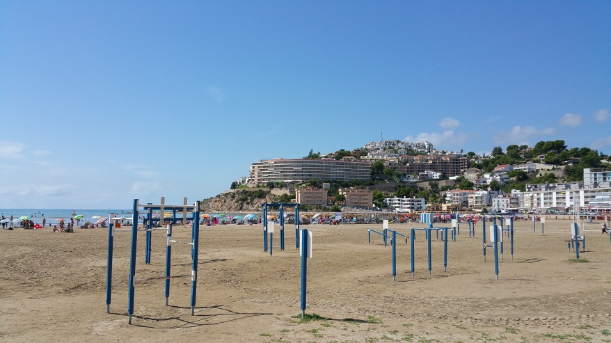 Peñíscola- Playa del Puerto