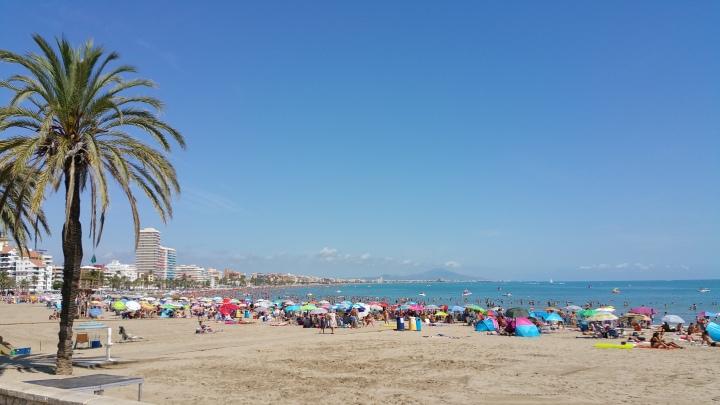 Peñíscola- Playa Norte