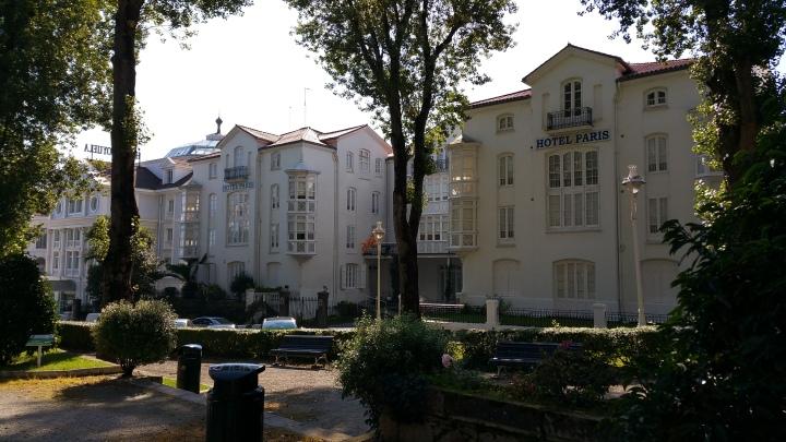 Santander- Avenida de los hoteles