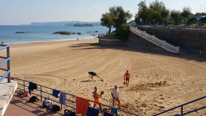Santander- La playa ideal para juegos