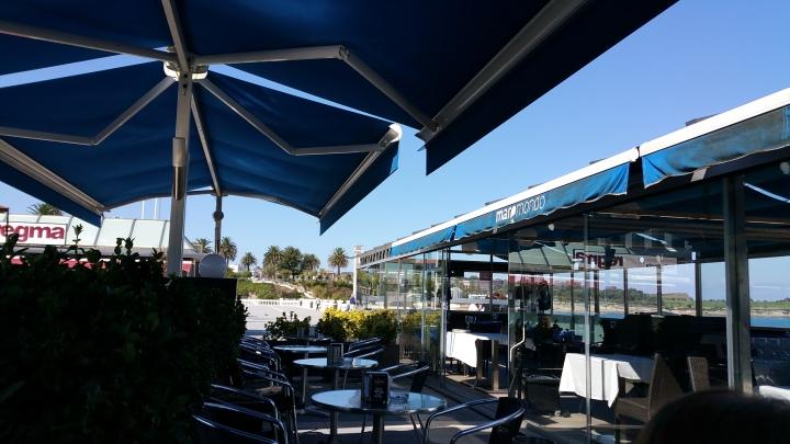 Santander- Restaurante en El Sardinero