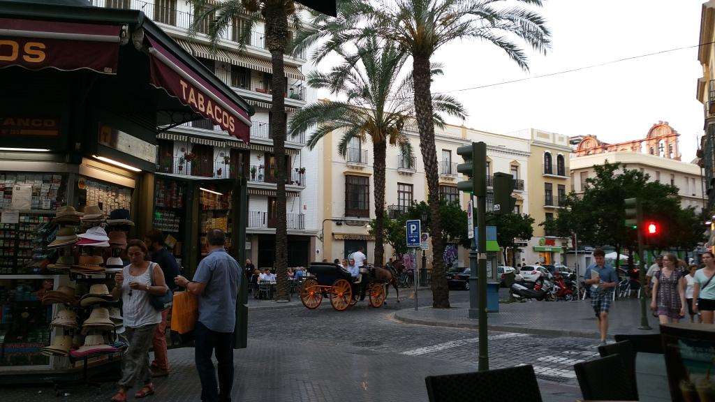 Vida en sociedad: Sevilla