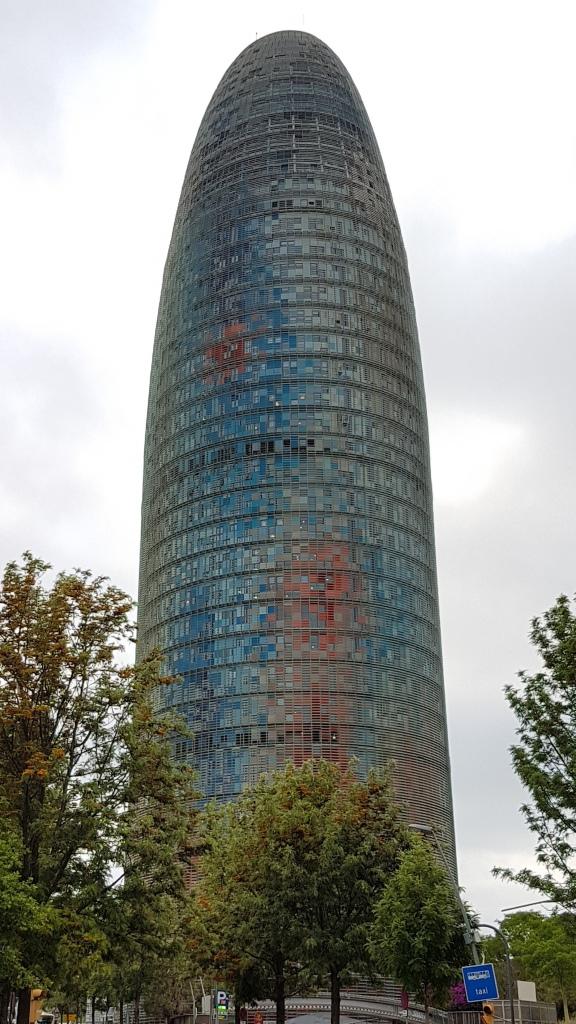 Rascacielos de un mundo post-industrial